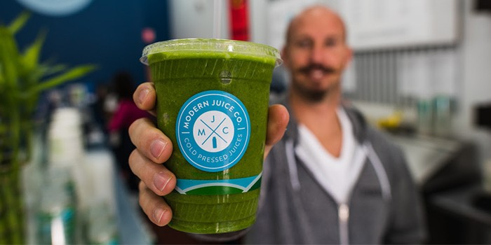 Modern Juice Company Opens New Location in Stuart