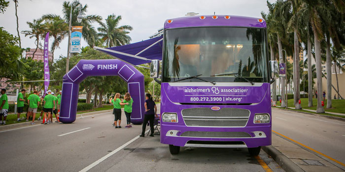 2020 Alzheimer's Association Walk to End Alzheimer's