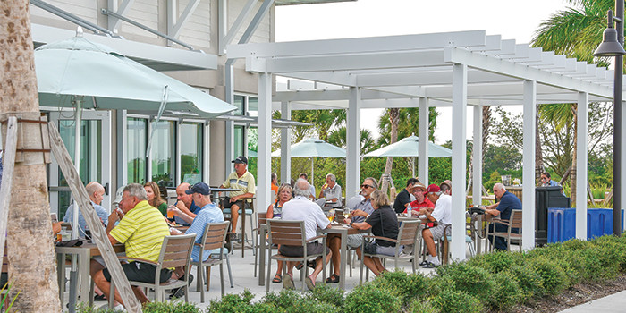 Osprey Point Golf Course In Boca Raton Adds New Dining Option With The Nest Eatery