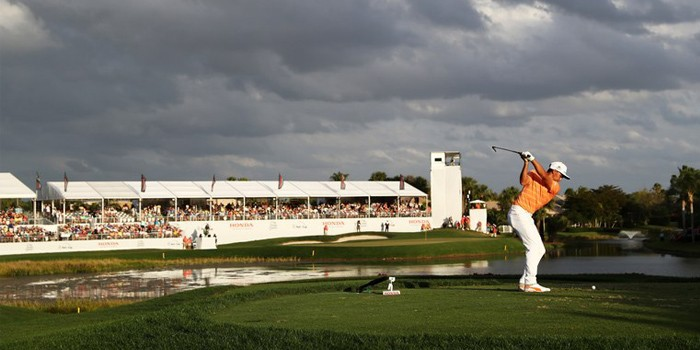 Honda Classic Recognized By PGA Tour for Best Onsite Staging