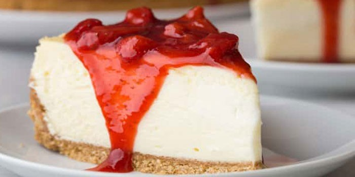 Falling in Love with Cheesecake