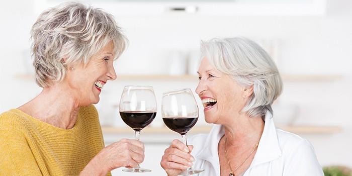 Cheers To Good Health