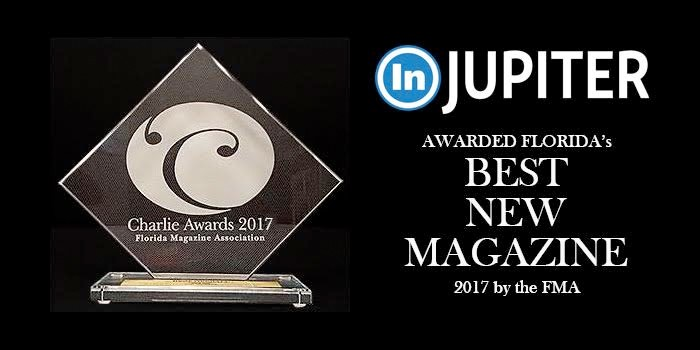 InJupiter Wins Award for Florida's Best New Magazine