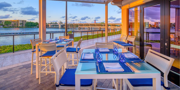 Dine Outside at 1000 North