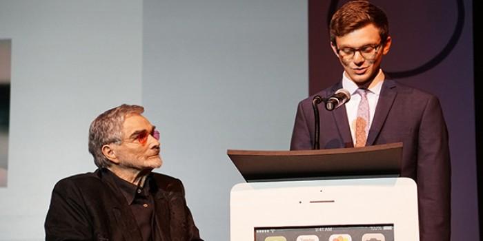 Burt Reynolds Scholarship Awarded
