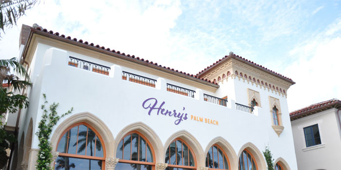 Palm Beach Debuts Henry's, The Island's Newest Timeless American Cuisine Restaurant