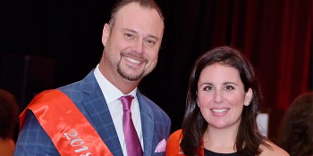 Grant Portier and Laura Neandross Named The Leukemia & Lymphoma Society's  2018 Man & Woman of the Year