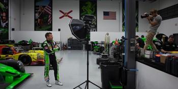 Scott Sharp to Race in Long Beach Grand Prix