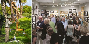 Plein Air Festival  to Kick off in March