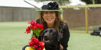 Big Dog Ranch Rescue Hosts Kentucky Derby Dog Run