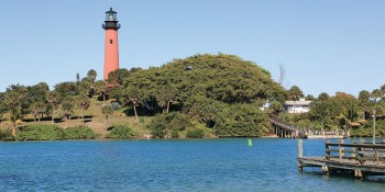 Keeping the Light at Jupiter Inlet