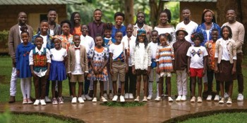 Acclaimed Troupe of Ugandan Orphans Travel on U.S. Tour