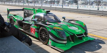 Jupiter-Based Racecar Driver Scott Sharp Wins Big At The Motul Petit Le Mans