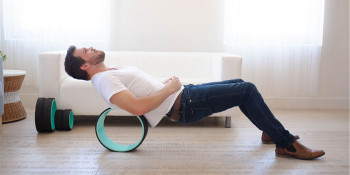 Roll Out Back Pain With the Chirp Wheel