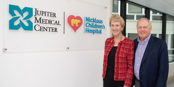 Five Years of World-Class Pediatrics and Donors Celebrated at Jupiter Medical Center Foundation