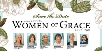 BETHESDA HOSPITAL FOUNDATION ANNOUNCES  19TH ANNUAL WOMEN OF GRACE LUNCHEON