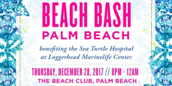 'Seas the Day' at Beach Bash Palm Beach this December