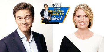 Dr. Oz to Headline Health & Safety Festival