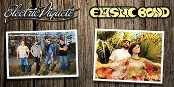 Noche Latina Returns to Guanabanas with Electric Piquete and Elastic Bond May 19