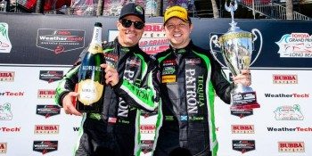 Jupiter Area IMSA Race Team Finishes 2nd at Long Beach