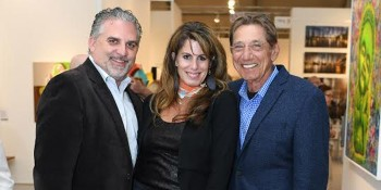 The Joe Namath Foundation & Hope For Depression To Be Co-Beneficiaries At Art New York