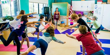 Palm Beach Kids Yoga Camp Is A Unique Camp Experience for Jupiter Kids