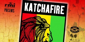 New Zealand Reggae Roots Band Katchafire's Legacy Tour Is Coming To Guanabanas