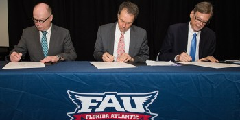 FAU And Max Planck Society Unveil First-Of-Its-Kind Undergraduate Honors Program