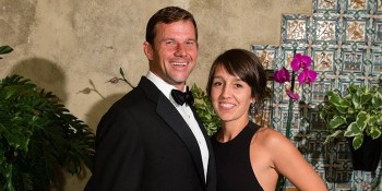 Carissa and Nicholas Coniglio are WILD about Chairing The Leukemia & Lymphoma Society Gala