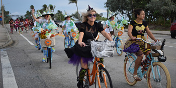 Witches of Delray Bike Ride is Back in Delray Beach