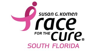 Susan G.KomenSouth Florida RacefortheCure®?to be an Event for the Entire Family