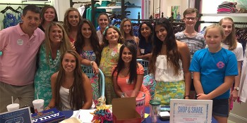 Stand UP For Mysize Event At Lilly Pulitzer In The Gardens Mall