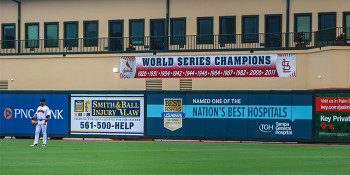 Tampa General Hospital & Roger Dean Chevrolet Stadium Announce Partnership in Jupiter