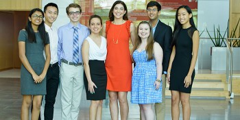 Local Palm Beach County High School Students Complete Prestigious Max Planck Internship