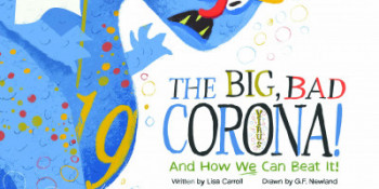 New Book Helps Children Cope During COVID-19