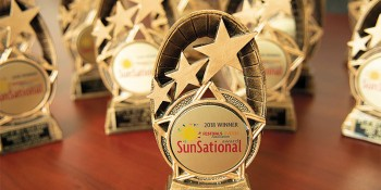 City of West Palm Beach Winns 15 SUNsational Awards from the Florida Festivals & Events Association
