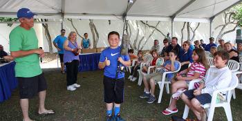 Kids Free at Palm Beach Boat Show Sunday