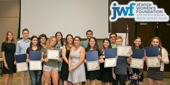 Jewish Women's Foundation of the Greater Palm Beaches Celebrates New Program