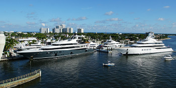 So Many Ways to Get to the Fort Lauderdale International Boat Show